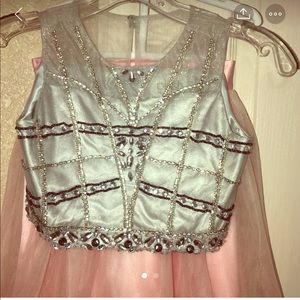 Girl two pieces dress